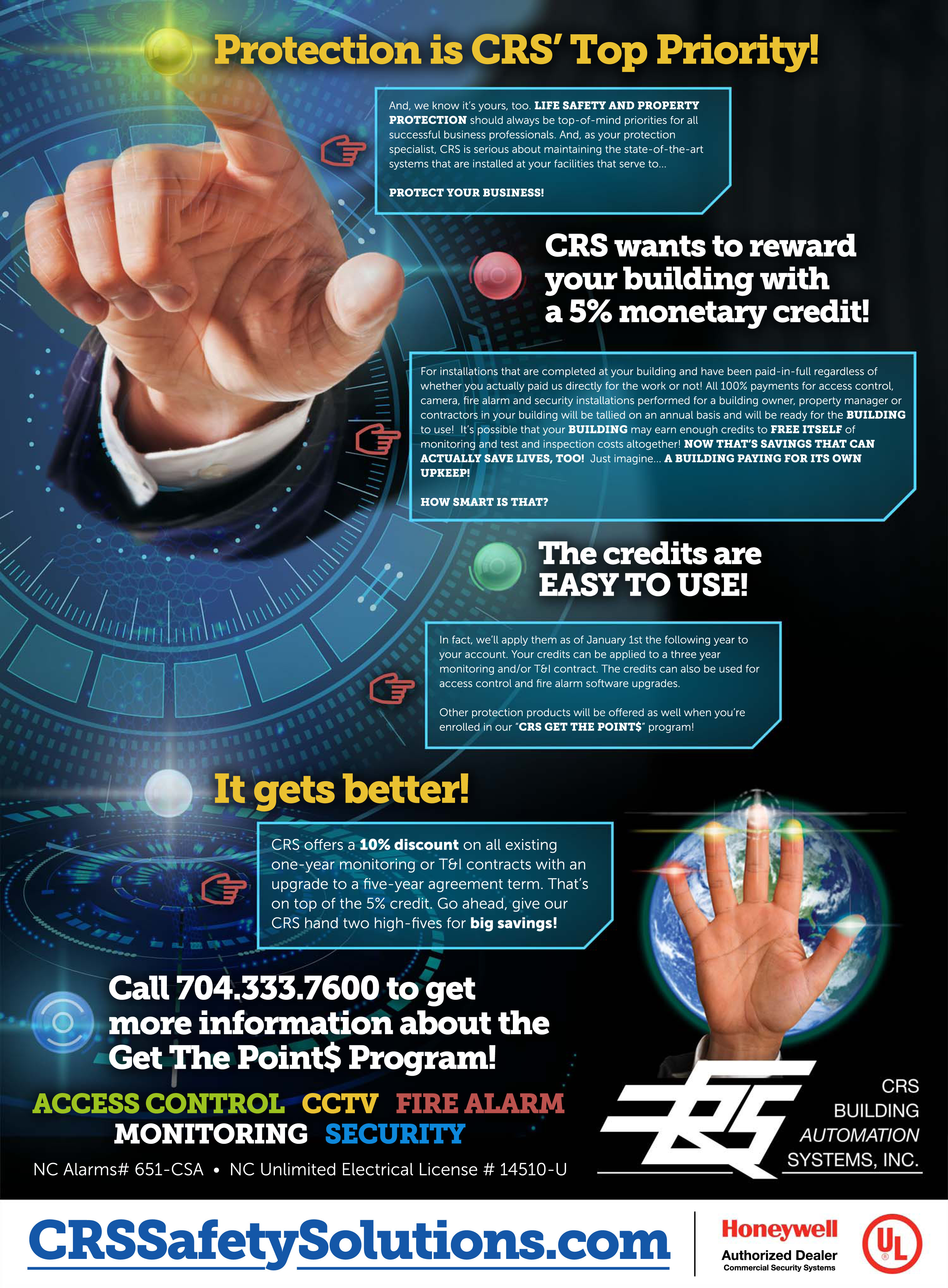 CRS Building Automation Systems, Inc  • CRS in the News